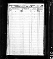 Reuben Sell - 1850 United States Federal Census