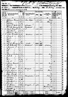 Stillman Harvey - 1860 United States Federal Census